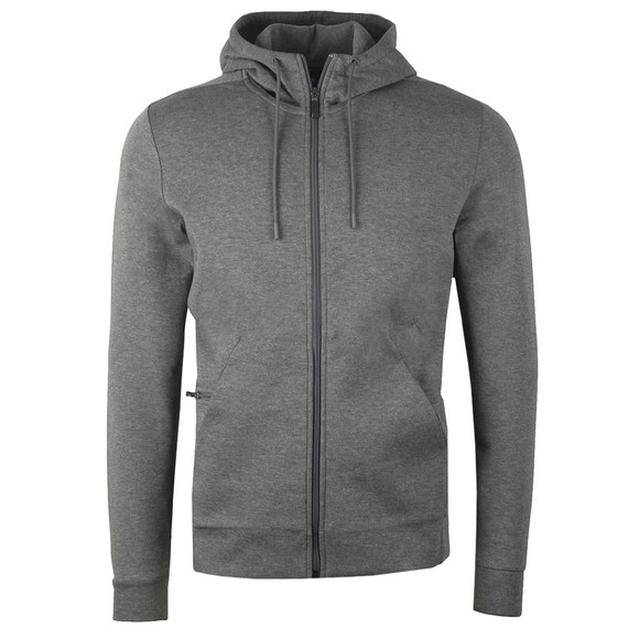 BOSS Mens Grey Athleisure Saggy X Hoodie