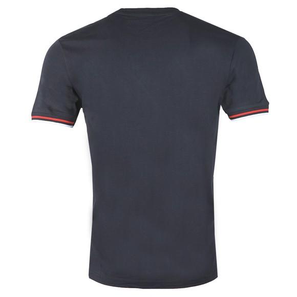 Alpha Industries Mens Blue NASA Retro T-Shirt main image