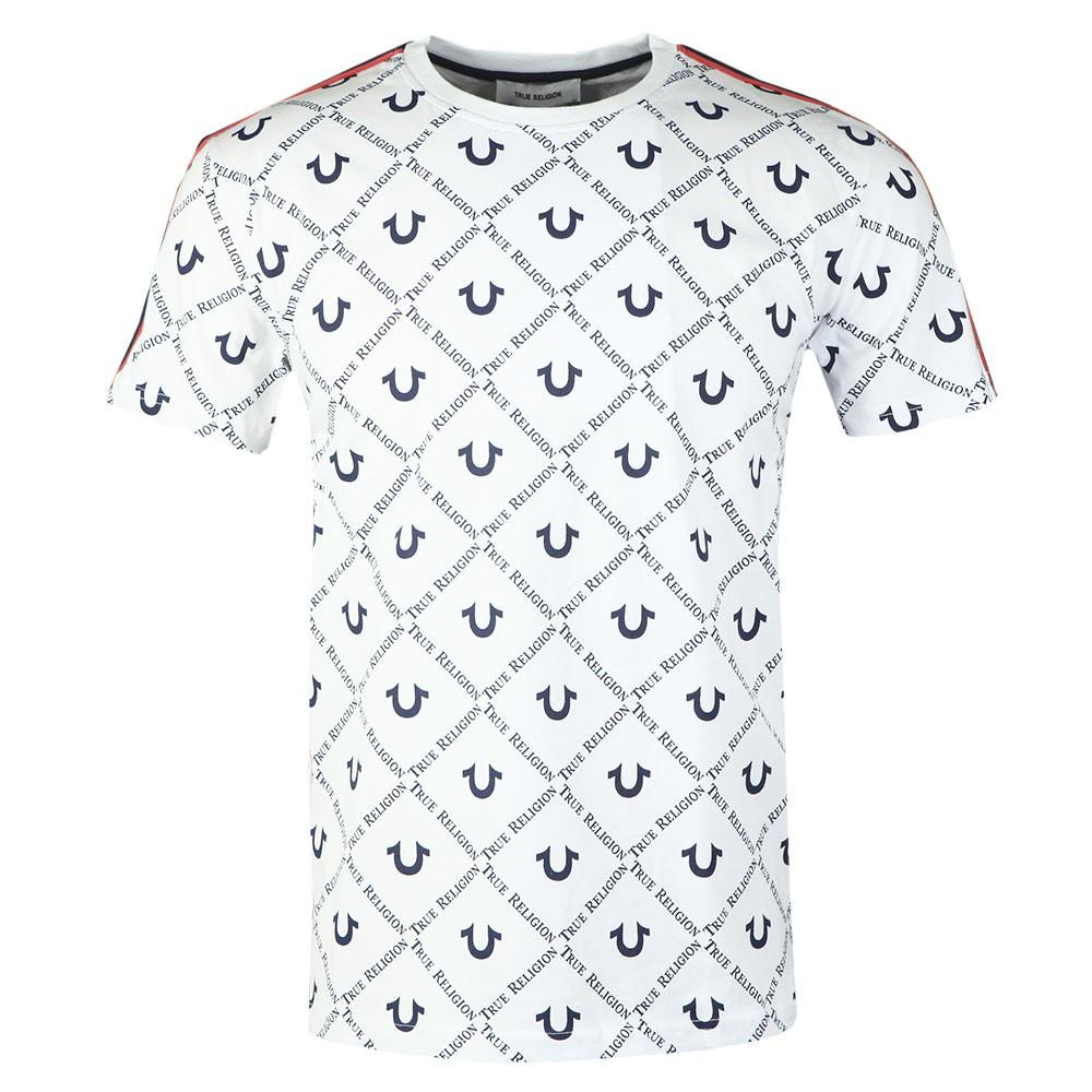 Jude SS Logo AOP T-Shirt main image
