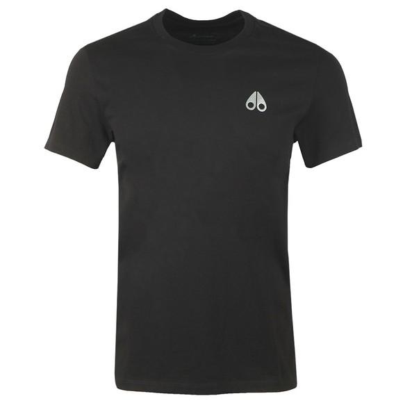 Moose Knuckles Mens Black Sully T-Shirt