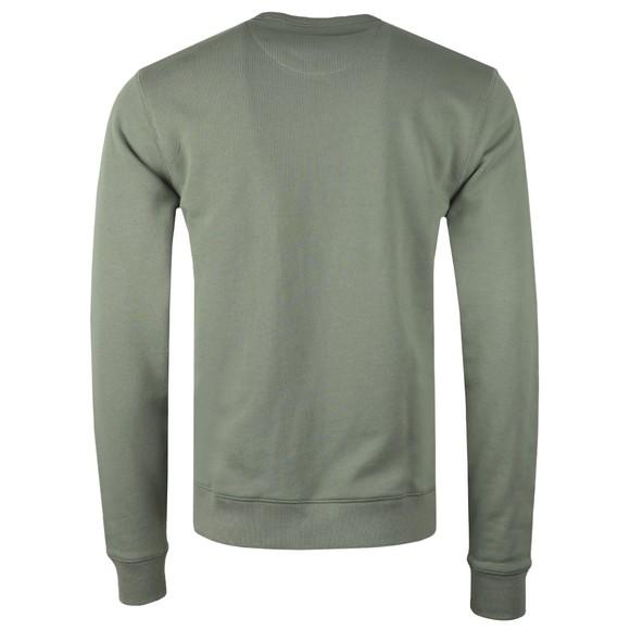 Farah Mens Green Tim Crew Sweatshirt main image