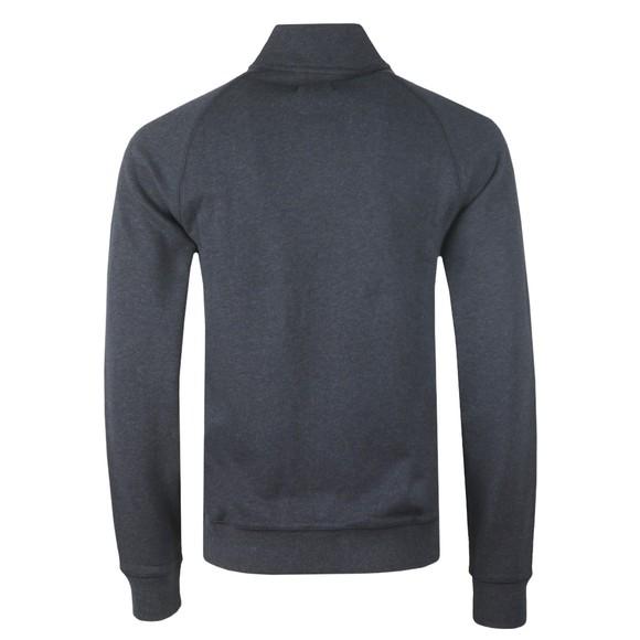 Farah Mens Blue 1/4 Zip Jim Sweatshirt main image