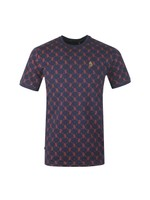 Great Irons Overprinted T-Shirt