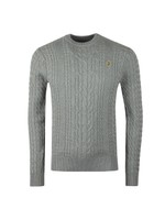 Carter Johnson Cable Knit Jumper