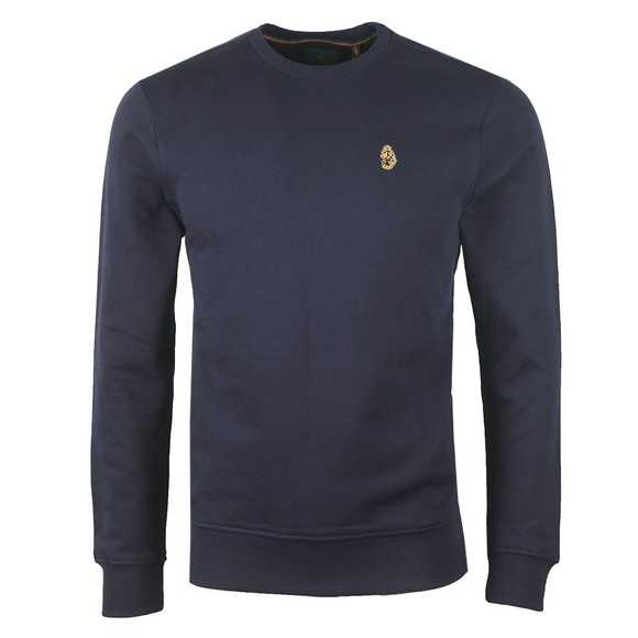 Luke Sport Mens Blue London Sweatshirt main image