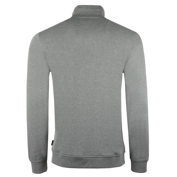 Ted Baker Mens Grey Funnel Neck Layering Sweatshirt main image