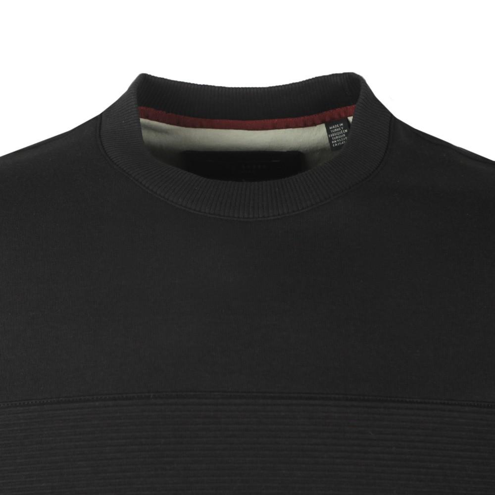 Paneled Sweatshirt main image