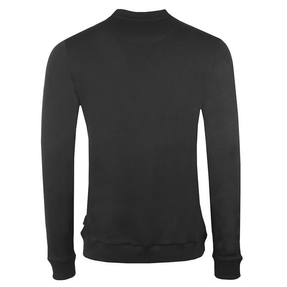 Ted Baker Mens Black Paneled Sweatshirt main image