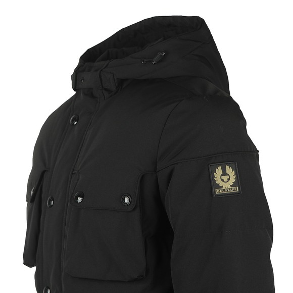 Belstaff Mens Black Ridge 2.0 Jacket