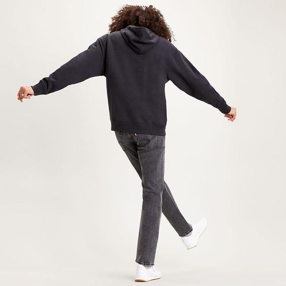 Levi's ® Mens Black Relaxed Graphic Sweatshirt main image