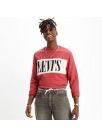Logo Colour Block Sweatshirt