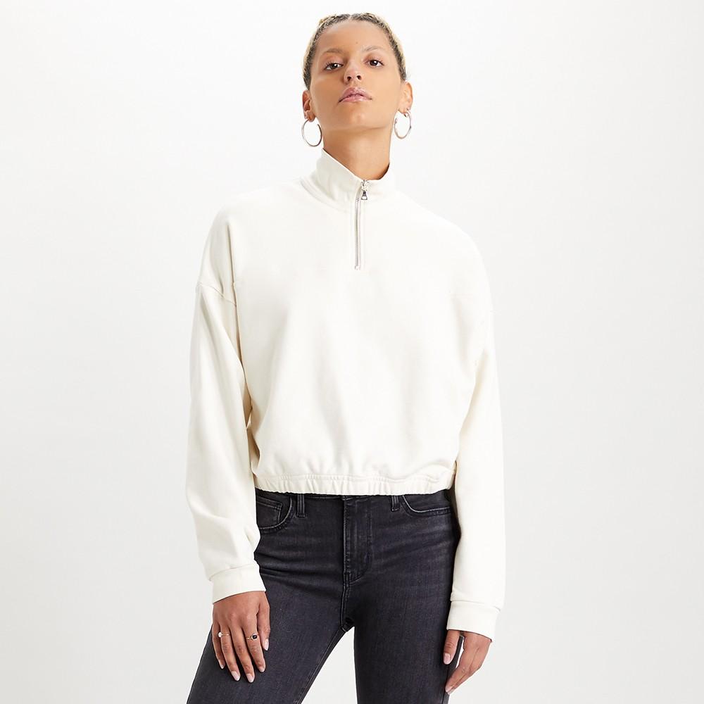 POM Quarter Zip Sweatshirt main image