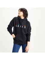 Graphic Sport Serif Split Hoody