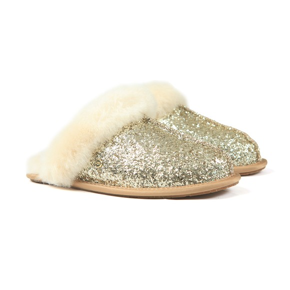 Ugg Womens Gold Scuffette II Cosmos Slipper