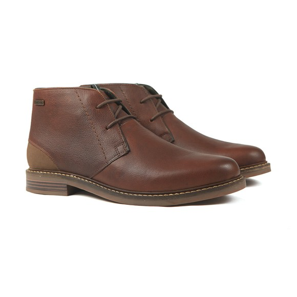 Barbour Lifestyle Mens Brown Readhead Boot