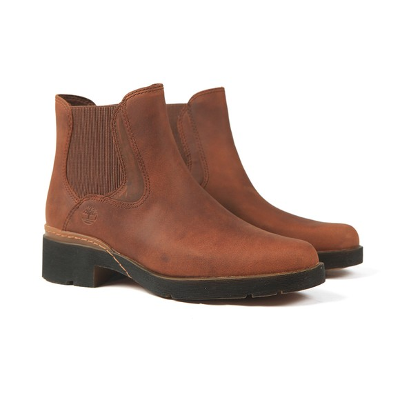 Timberland Womens Brown Graceyn Chelsea Boot