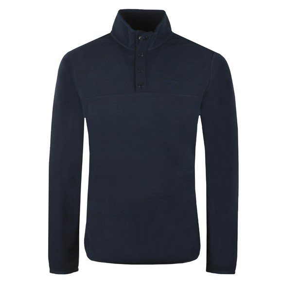 Barbour Lifestyle Mens Blue 1/2 Zip Fleece