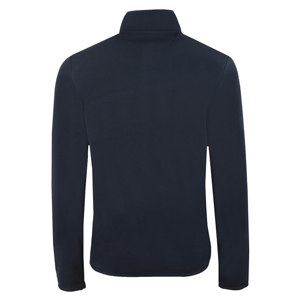 Barbour Lifestyle Mens Blue 1/2 Zip Fleece main image