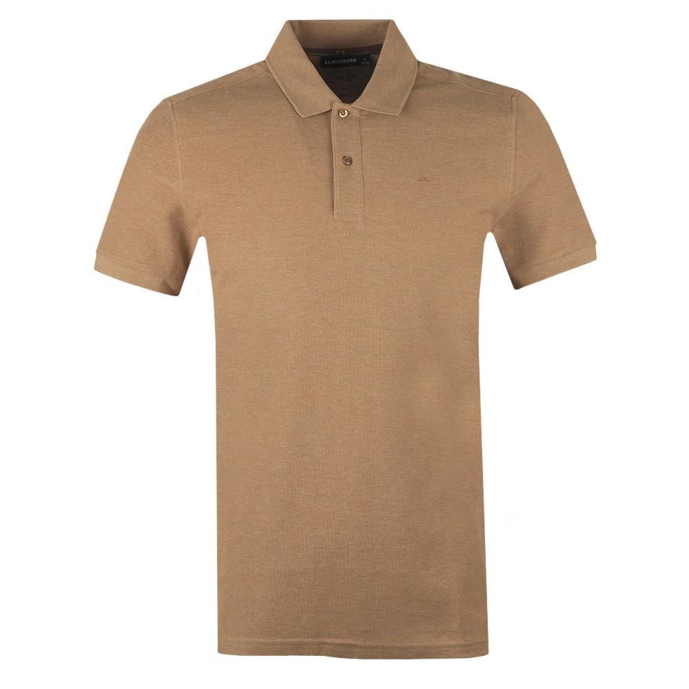 Troy Clean Pique Polo Shirt main image