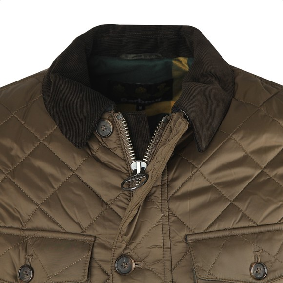 Barbour Lifestyle Mens Green Maesbury Quilt Jacket main image