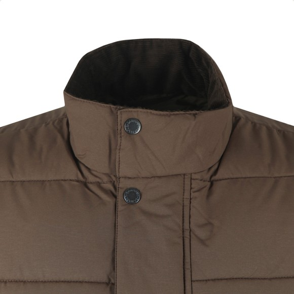 Barbour Lifestyle Mens Green Mellor Gilet