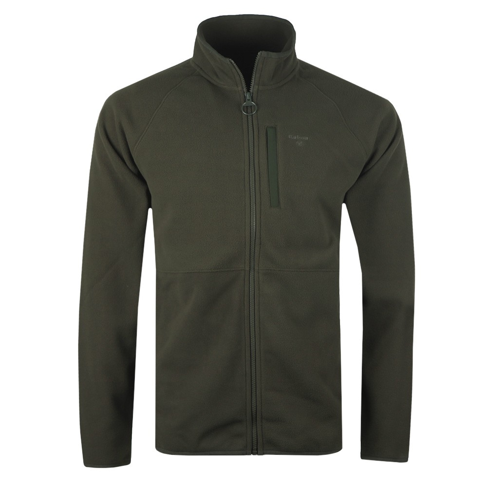 Fleece Zip Through main image