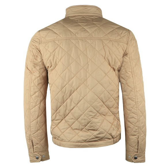 Gant Mens Beige Quilted Windcheater main image