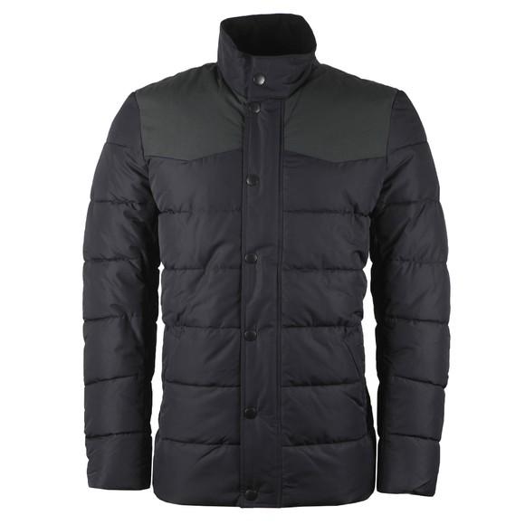 Barbour Lifestyle Mens Blue Stevenson Quilt Jacket