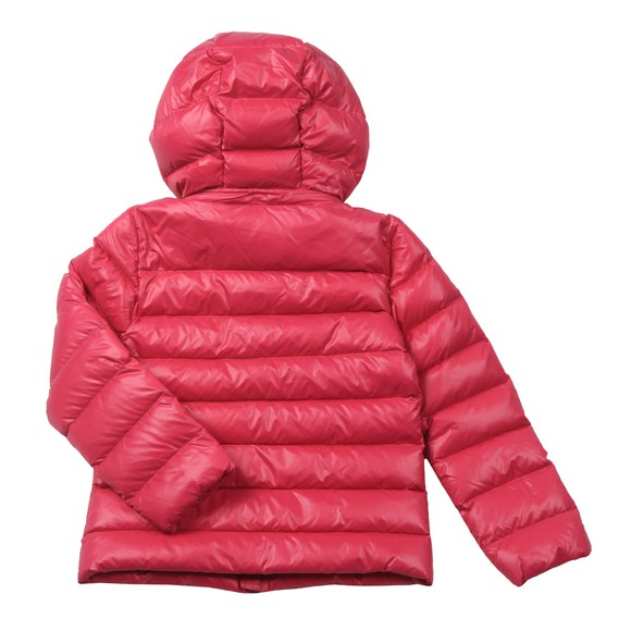 Polo Ralph Lauren Girls Pink Channel Jacket