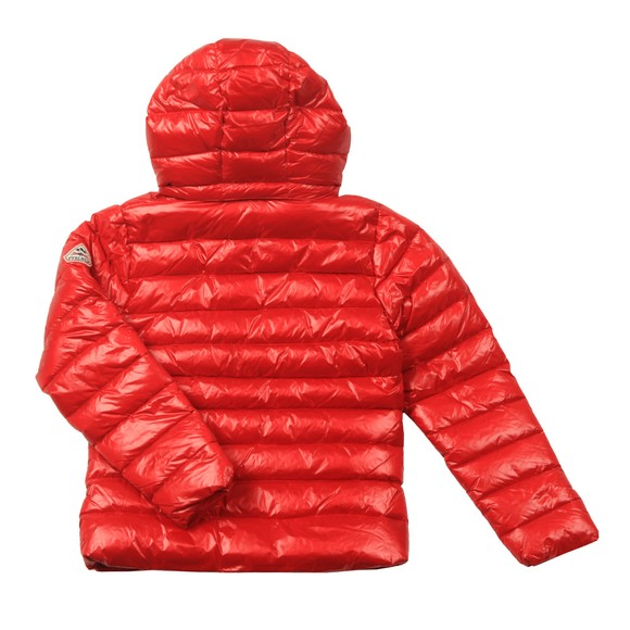 Pyrenex Girls Red Spoutnic Shiny Jacket