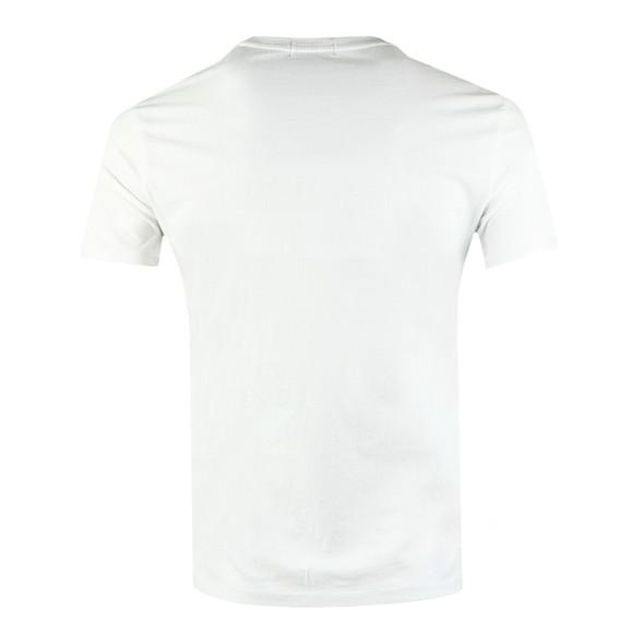 Polo Bear By Ralph Lauren Mens White Sport Bear T-Shirt main image