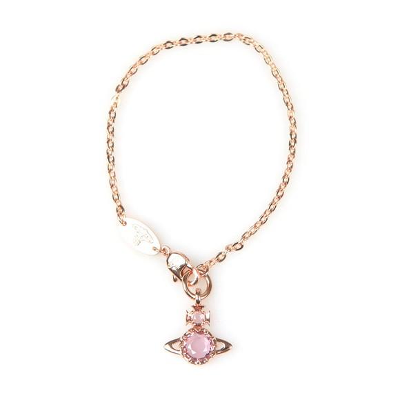 Vivienne Westwood Womens Pink Latifah Bracelet