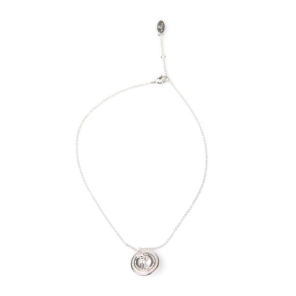 Vivienne Westwood Womens Silver Pina Small Orb Pendant