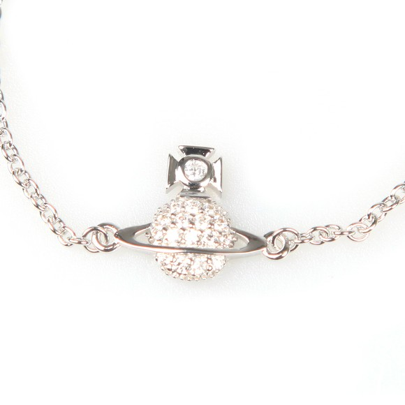 Vivienne Westwood Womens Silver Tamia Bracelet main image