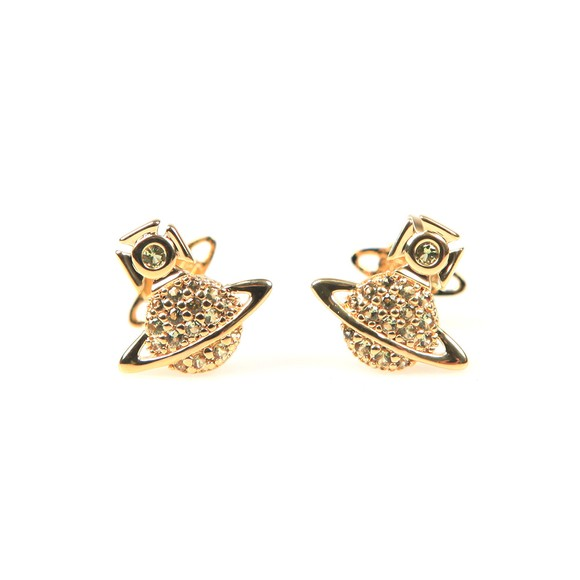 Vivienne Westwood Womens Gold Tamia Earrings main image