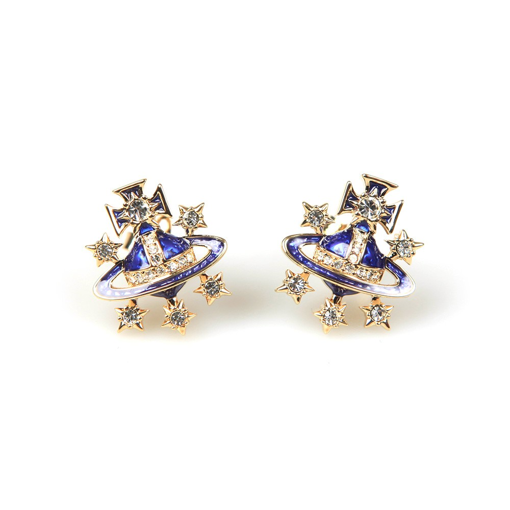 Dalila Bas Relief Earrings main image