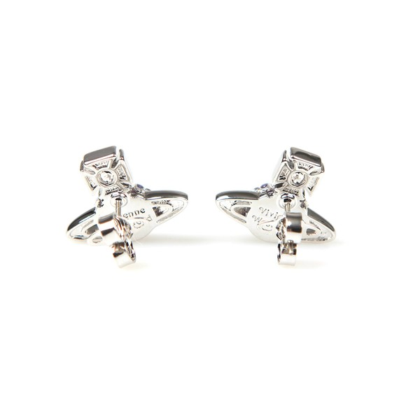 Vivienne Westwood Womens Silver Rodica Bas Relief Earring