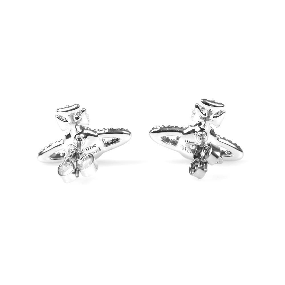 Grace Bas Relief Stud Earring main image