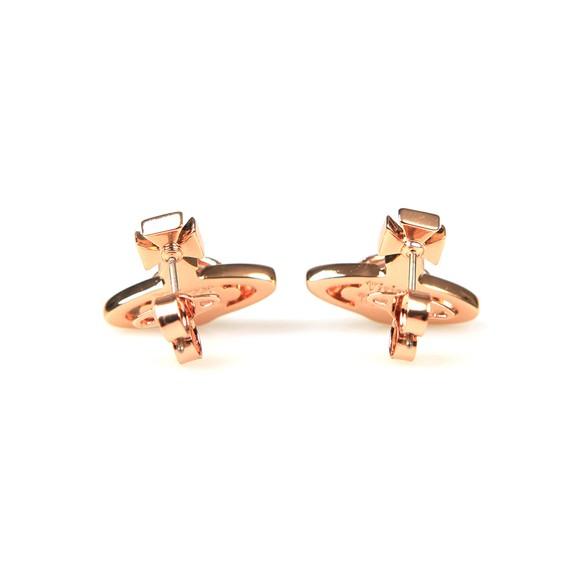 Vivienne Westwood Womens Pink Sorada Bas Relief Earring main image