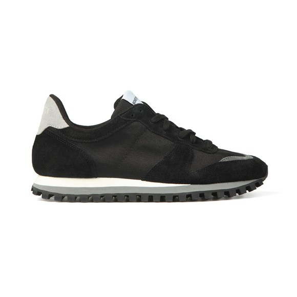 Novesta Mens Black Marathon Trial Trainer