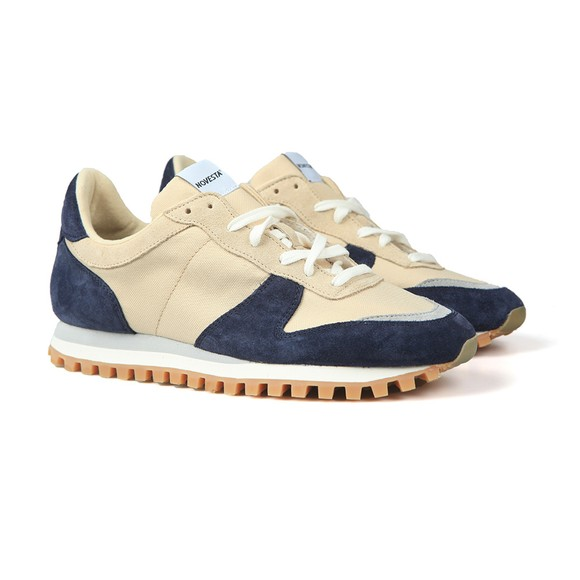 Novesta Mens Blue Marathon Trial Trainer