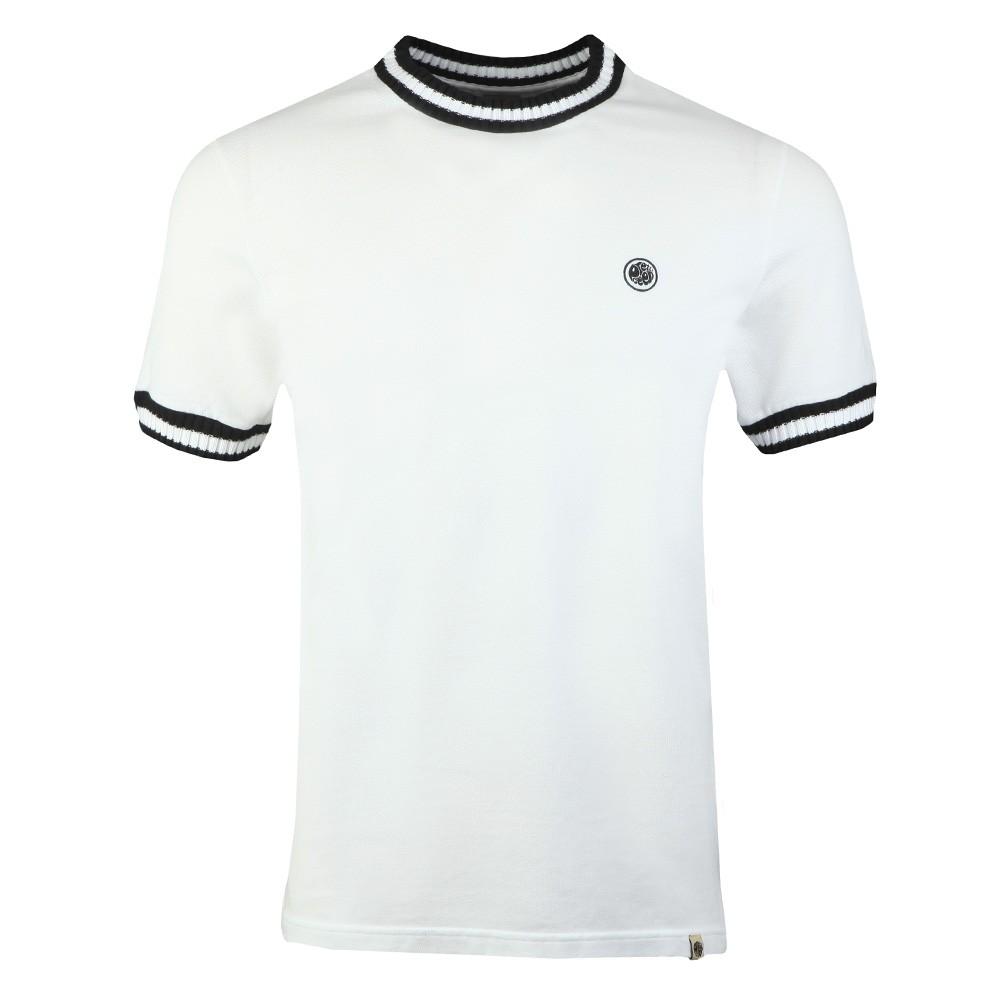 Tipped Pique T-Shirt main image