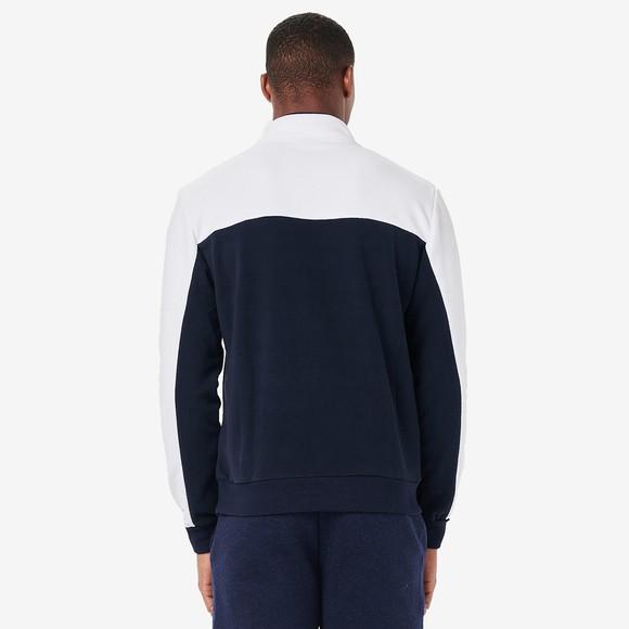 Fila Mens Blue Offaly 1/2 Zip Fleece main image