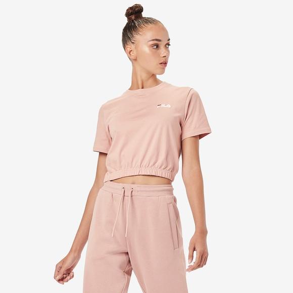 Fila Womens Pink Felicity T Shirt