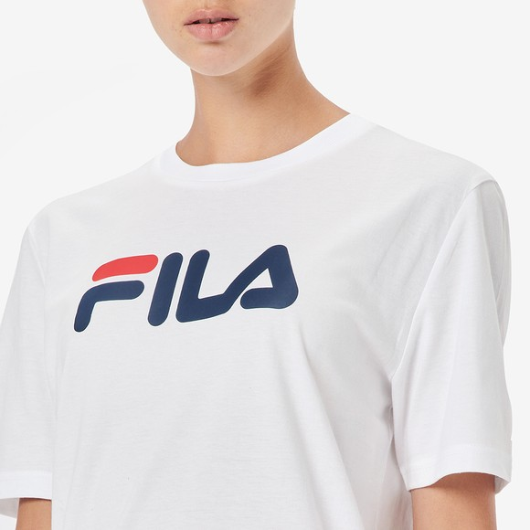 Fila Womens White Eagle Graphic T-Shirt