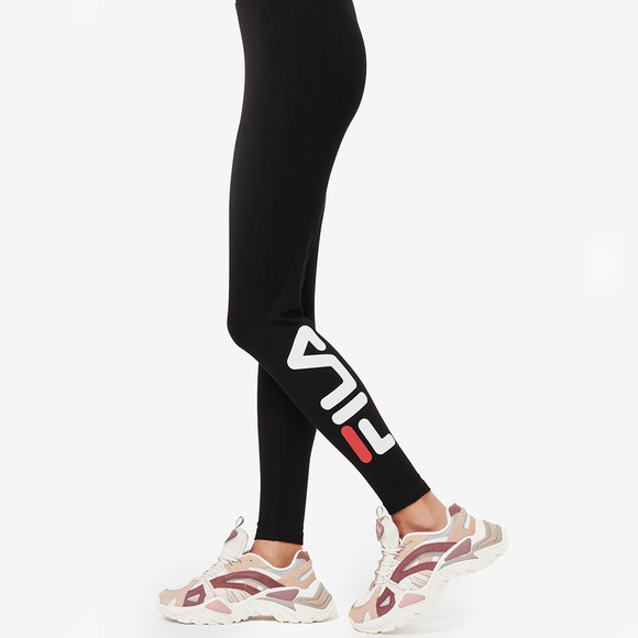 Fila Womens Black Avril Legging