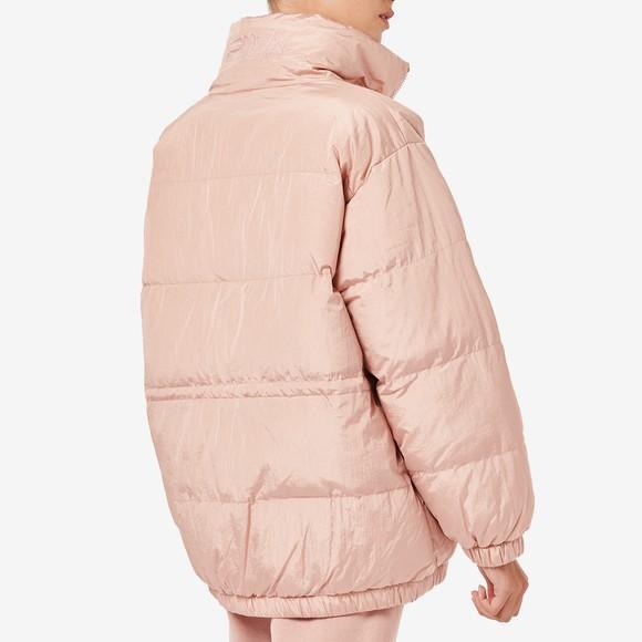 Fila Womens Pink Samaira Iridescent Jacket main image