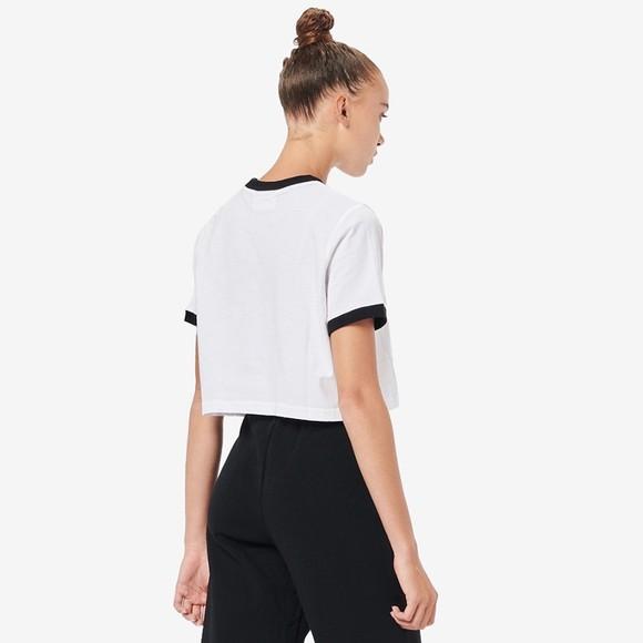 Fila Womens White Khaleesi Crop T Shirt main image