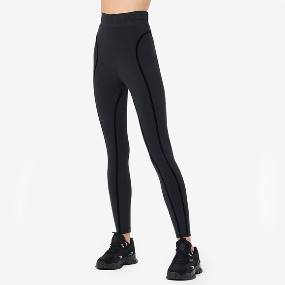 Fila Womens Black Juhi Legging