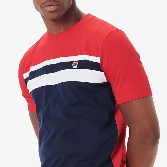 Fila Mens Blue Dover T-Shirt